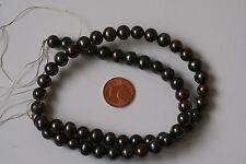 Perlen SWZP(graulila, rund, 8 mm) I-0156/I