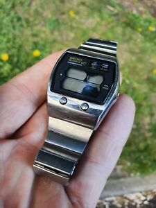 Vintage Seiko LCD Watch. 0634-5001. 1970's.