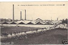 PARAY LE MONIAL - Les usines de céramique  (H727)