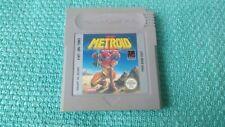 Metroid II 2 Return of Samus - Nintendo GameBoy Game Cartridge