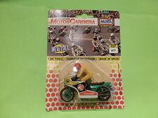 MIRA  1:66  KAWASAKI   MOTOR = MOTOS CARRERA    - RARE SELTEN -  GOOD CONDITION