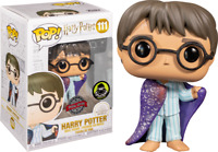 Funko Pop! #111 Harry Potter invisibility Cloak Funko + Pop protector