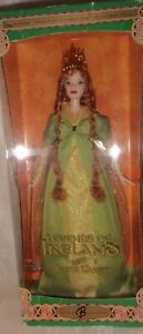 """Barbies of the World """"The Faerie Queen"""" from Ireland"""