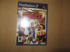 Tna Impact Playstation 2 PS2 Nuevo y Precinto de Fábrica Pal