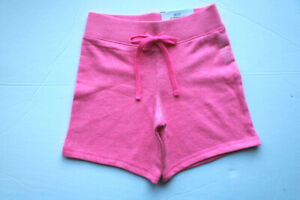 """Justice Active Girls' Size 12 Pink Bermuda Shorts with """"Justice"""" Graphic"""