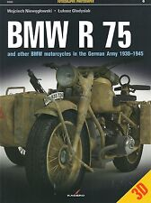 Kagero photosniper series 6: BMW R 75 and Other BMW Motorcycles 1930-1945
