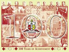 Kappa Alpha Psi 100 Year Anniversary Prints