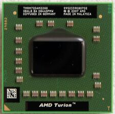 CPU AMD Turion 64 X2 RM-72 mobile RM72 TMRM72DAM22GG socket S1 processore dual
