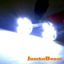 5000K 12V 1210 SMD 5 LED Indicator Wedge T10 W5W Bulbs Side Marker Reverse Light