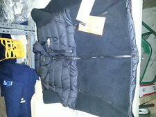 Mens North Face Denali Down Fleece Jacket TNF Black Medium NWT