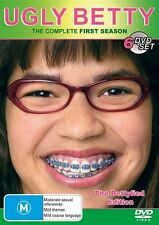 Ugly Betty : Season 1 (DVD, 2007, 6-Disc Set)