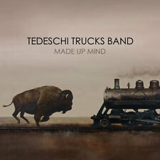 TEDESCHI TRUCKS BAND MADE UP MIND CD NUOVO SIGILLATO !!