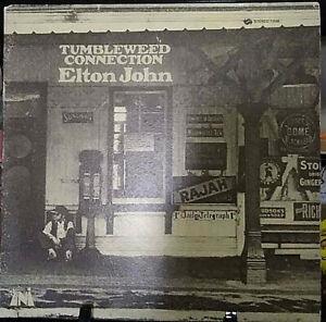 ELTON JOHN Tumbleweed Connection Gatefold Album Released 1970 Vinyl USA