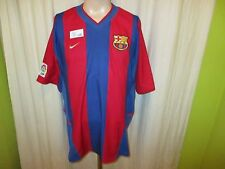 "FC Barcelona Original Nike Heim Trikot 2002/03 ""ohne Hauptsponsor"" Gr.XL"