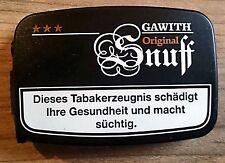 5 x 10g Gawith Original (Apricot) Snuff von Pöschl Schnupftabak