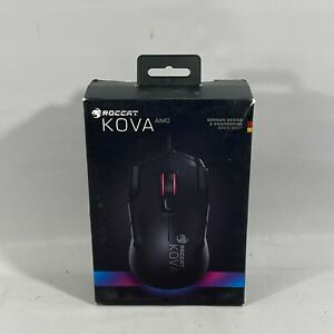 ROCCAT Gaming Mouse Kova AIMO Pure Performance Black