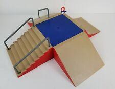 Vintage Tech Deck Tony Hawk TRICK STREET Skate Park Rail Stair Ramps Fingerboard