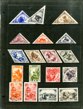 Tannu Tuva Scarce 74 Stamp Collection In Good Condition