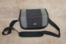 JVC Extra Protection Multi Padded Soft Compact Premium Travel Camcorder Bag