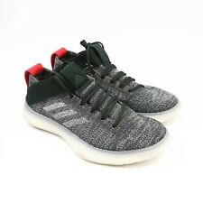 Adidas Men's PureBOOST Trainer M Shoes BB7216 Grey LaceUp Sneakers Size 7 US