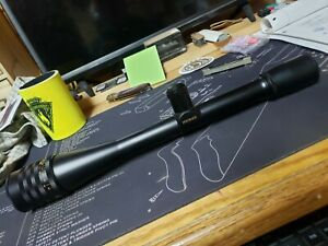 weaver CT10 Micro-Trac 10x40 Target Varmint rifle scope fine crosshairs dot