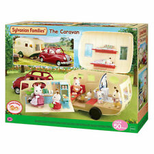 SYLVANIAN Families The Caravan Holiday Home 5045