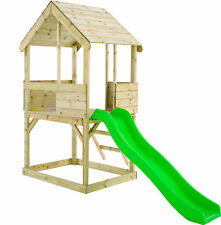 TP Wooden Multiplay Playhouse.