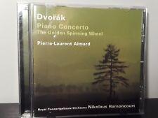 Dvorak: Piano Concerto; The Golden Spinning Wheel (CD, Sep-2003, Teldec (USA))