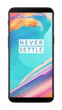 OnePlus 5T 64GB A5010 BLACK 4G LTE FACTORY UNLOCKED BRAND NEW SMARTPHONE
