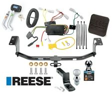 "Reese Trailer Tow Hitch For 14-19 Toyota Corolla Ultimate Wiring 2"" Ball & Lock"