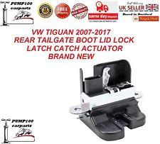 VW TIGUAN 2007-2017 REAR TAILGATE BOOT LID LOCK LATCH CATCH ACTUATOR 1K6827505D