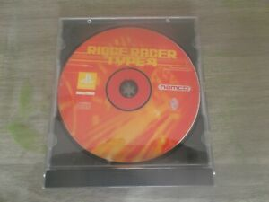 PLAYSTATION JEU PS1 : RIDGE RACER TYPE 4