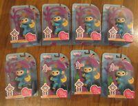 (Lot of 8) WowWee Fingerlings Baby Monkey Boris Brand New In Box Free U.S. S&H