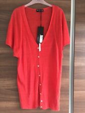 M&s Autograph linen blend knitted cardigan/top size 8. RRP £35