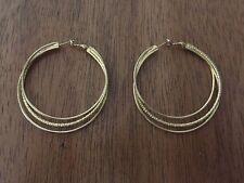 Earrings Gold Hoop