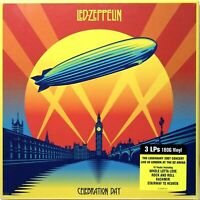 Led Zeppelin - Celebration Day Box Set 180-gram LP Vinyl Record Album New Sealed