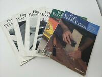 Fine WoodWorking Magazine  1984 (6) Issues 44-49