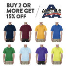 AAA ALSTYLE 1301 PLAIN MENS T SHIRT SHORT SLEEVE T SHIRT LIGHTWEIGHT COTTON TEE