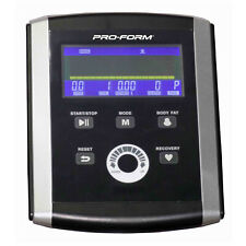 Proform 700 Space Saver Cross Trainer Console (New)