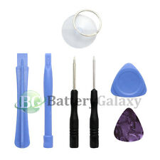 7 Pcs Glass Replacement Repair Pry Kit Opening Tools for iPhone 4 4G 4S 5 5S 5C