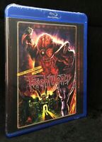 FrightWorld Blu-ray Limited SRS Shot at the Haunted House + Boobs Gore Hard Rock