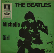 "BEATLES - MICHELLE - RAGAZZA - ODEON 23152 7"" (J50)"
