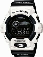 NEW Casio G-Shock G-Lide Tough Solar Atomic Multiband 6 Mens Watch JAPAN F/S