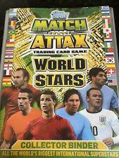 Match Attax 2014 World Stars - Includes All LE &MOTM