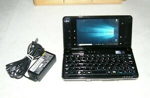 FUJITSU FMV UMPC LUG90B UG90 (UH900) 1.33GHz 2GB RAM 32GB SSD SIM READER WIN 10