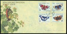 Mayfairstamps SINGAPORE FDC 1999 COVER BUTTERFLIES COMBO wwk43885