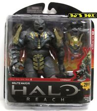 HALO Reach BRUTE MAJOR Figure Series #6 Covenant 29 Moving Parts McFarlane New