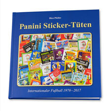 Panini Sticker Tüten Katalog Internationaler Fußball Band 2 mit World Cup / Euro