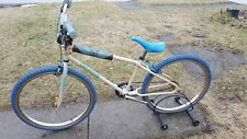 "OLD SCHOOL BMX 1980 SE RACING OM FLYER RARE COWBOY CUT FORKS 26"" CRUISER VINTAGE"