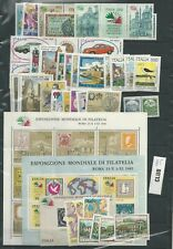 1985 MNH Italy year collection according to Michel.